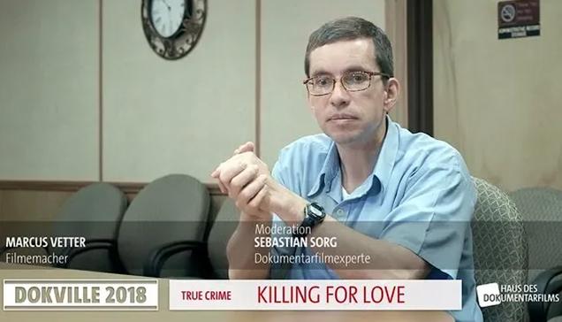 "DOKVILLE 2018: Plakat zu Panel ""True Crime"" (© HDF)"
