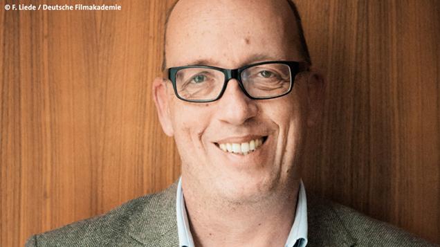 Porträt Arne Birkenstock (Foto: Florian Liede/Deutsche Filmakademie)