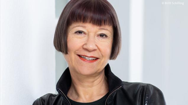 Porträt Sigrid Faltin (Foto: Britt Schilling)