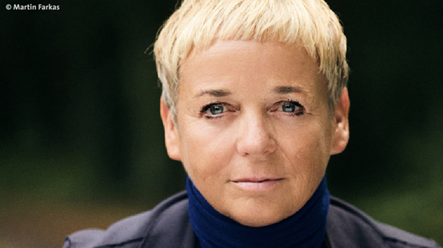 Porträt Annekatrin Hendel (Foto: Martin Farkas)