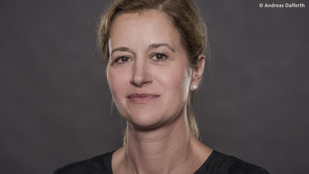 Porträt Stefanie Larson (Foto: Andreas Dalferth)