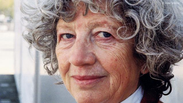 Porträt Ulrike Ottinger (Foto: Anne Selders)