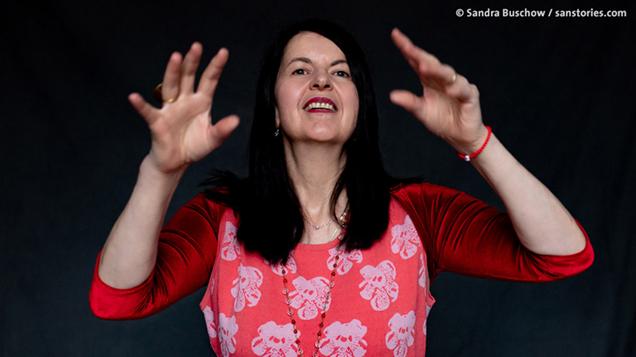 Porträt Cassis B. Staudt (Foto: Sandra Buschow/sanstories.com)