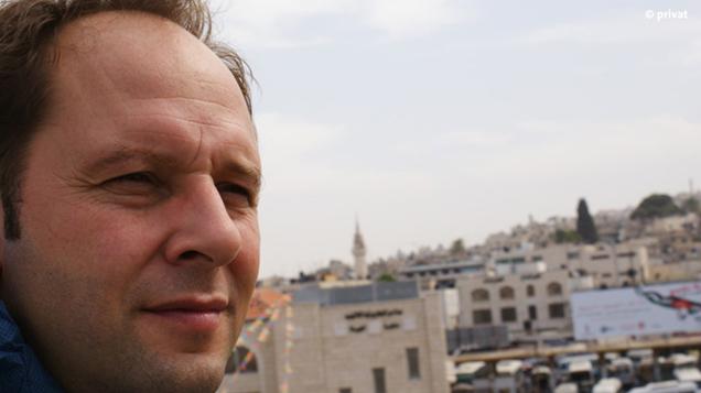 Porträt Marcus Vetter (Foto: privat)