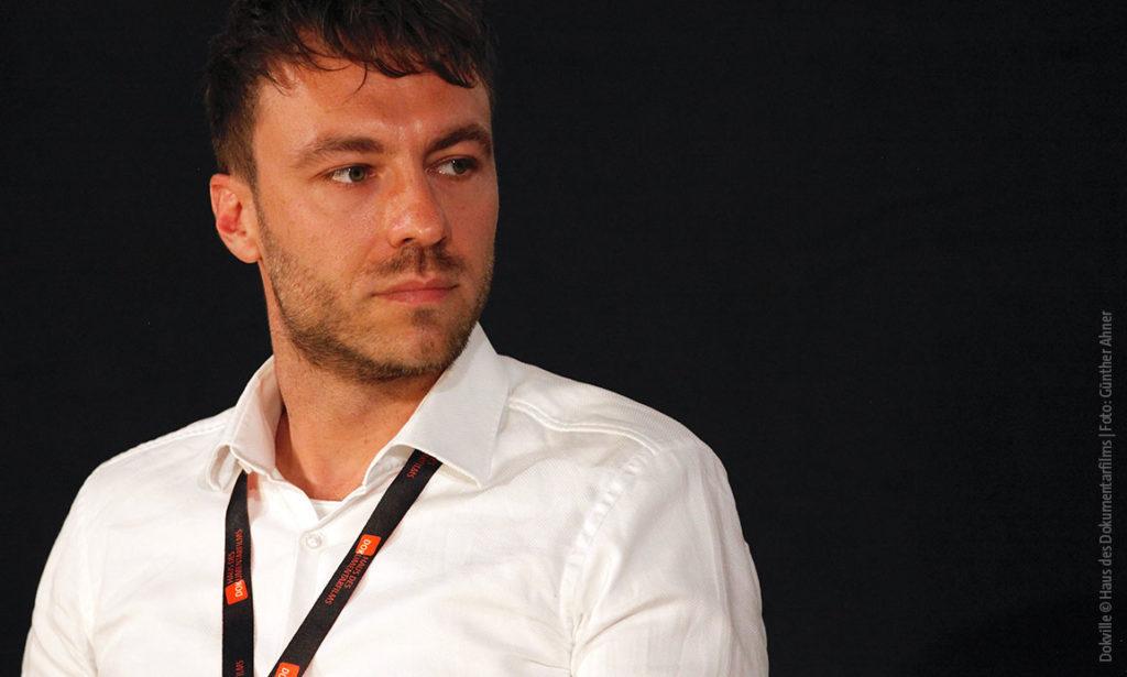 Jonas Kirchner von Blautopf VR bei Dokville 2019