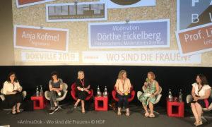AnimaDok Frauen in der Animationsbranche