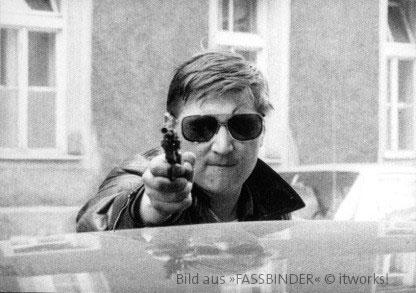 """Annekatrin Hendel im Gespräch bei Dokville 2019 über ihren Dokumentarfilm """"Fassbinder"""""""