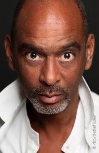 Porträt von Regisseur Pierre Sanoussi-Bliss, © rbb / Detlef Eden